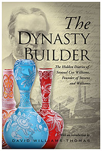 Book Cover: The Dynasty Builder by David Williams-Thomas